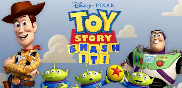 Toy Story: Smash It! v1.00 Apk