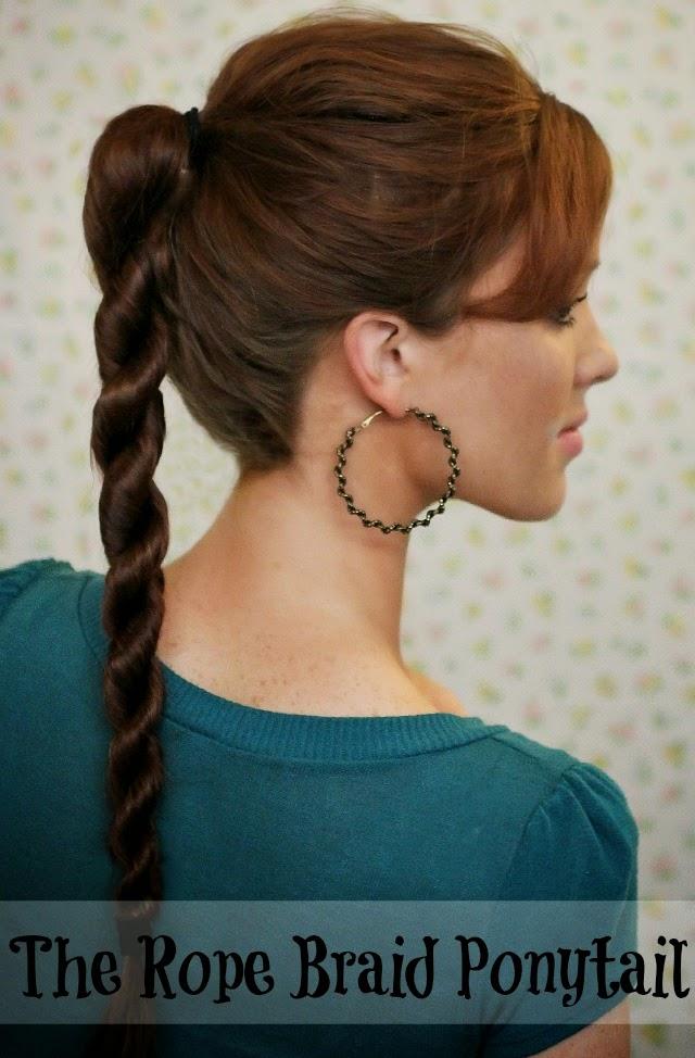 Cómo hacer Peinados con Cola de Caballo muy fáciles