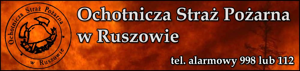OSP Ruszów