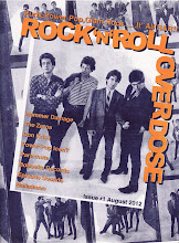 Rock'n'Roll Overdose Issue#1 August 2012