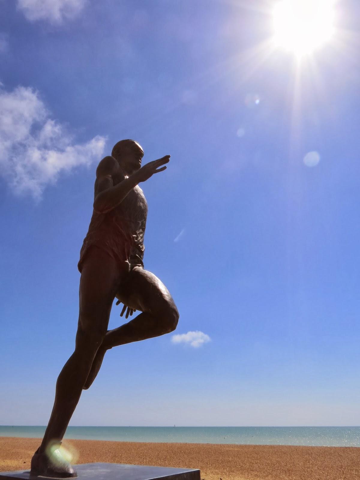 brighton statue