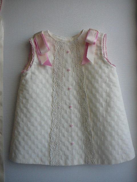 Anilegra moda para muñecas: Como coser el vestido de bebé , y ...