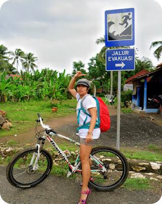 Sepedahan Pangandaran