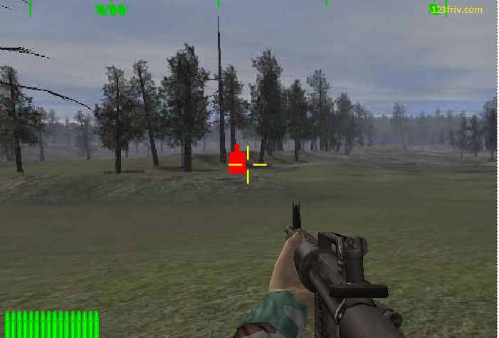 shooting games flash