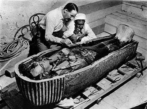 Raja Tutankhamen