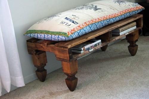 ... Information Center: 20 idées pour transformer des palettes en canapé