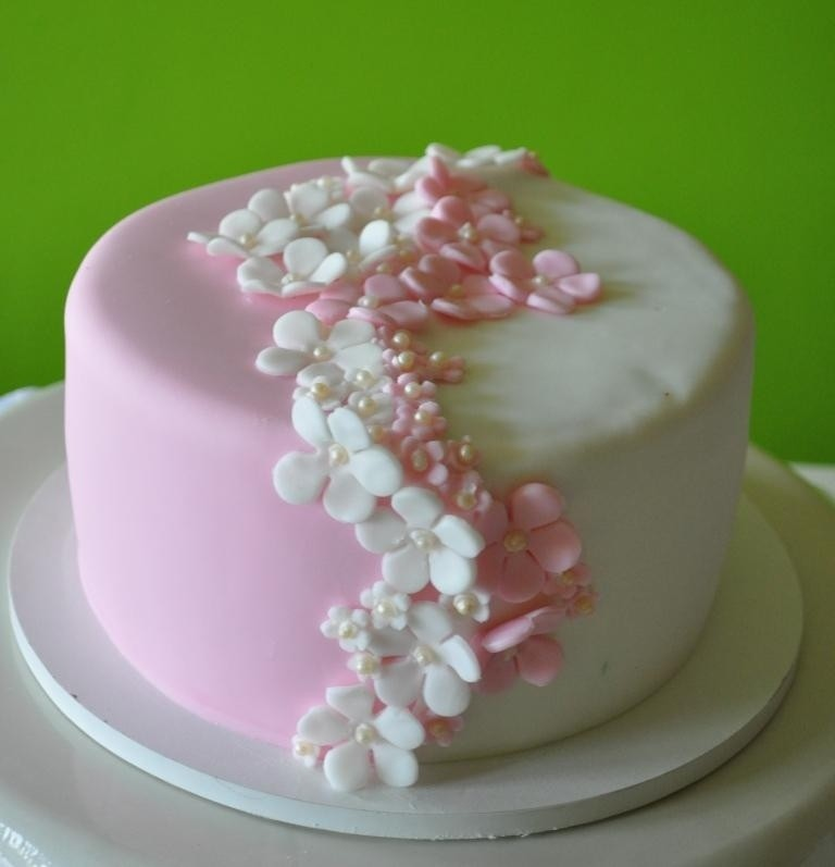 Simple Design For Mother S Day Cake : Ideias e sugest?es de bolos para Dia das Maes