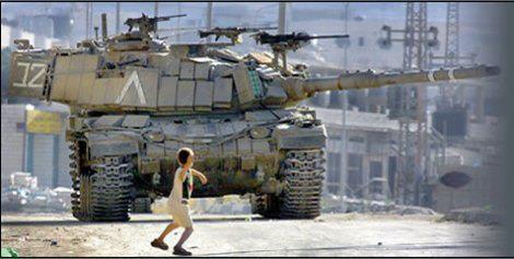 Foto Kejahatan Zionis Israel Pada Anak Kecil Palestina