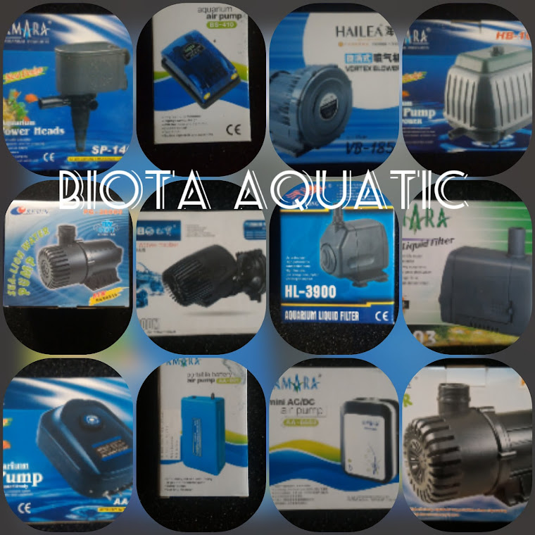 BIOTA AQUATIC  AQUARIUM SUPPLIES AND POND