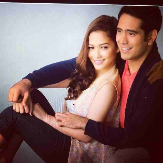 "Maja Salvador and Gerald Anderson star in ABS-CBN's Christmas special ""The Gift of Life"""