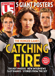 Catching Fire special edition magazine issue from Us Weekly