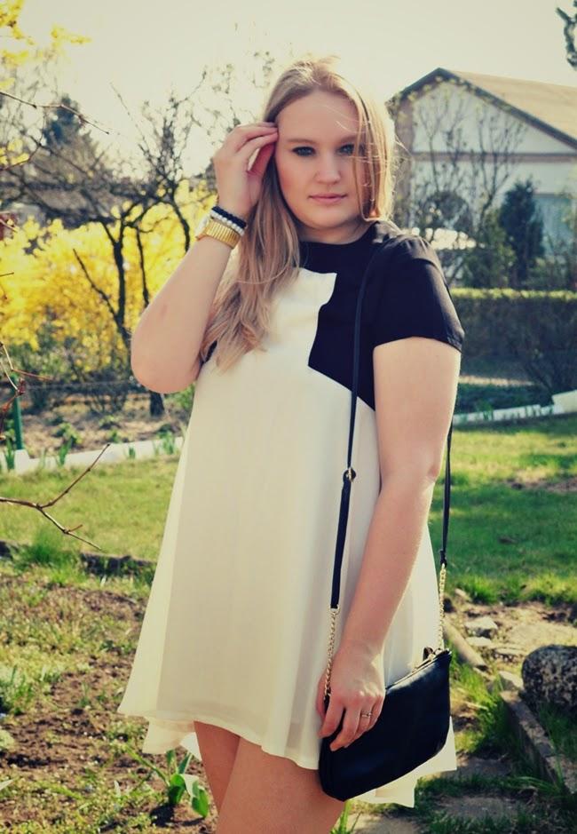 blogerka+xl,+zwiewna+sukienka,+moda+xl,+