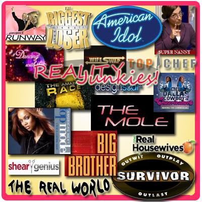 Media framing reality tv - Reality tv shows ...