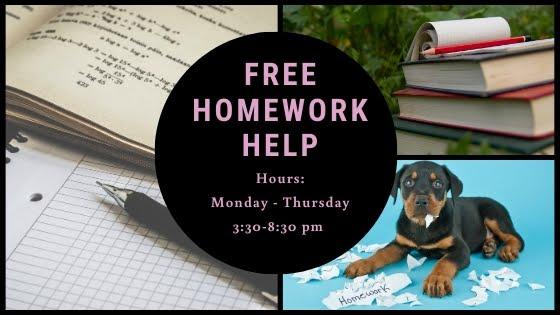 Free Homework Help