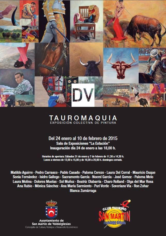 Tauromaquia desde 24 enero al 10 febrero 2015