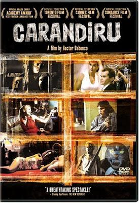 Poster de Carandirú