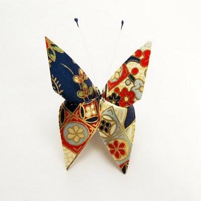 cómo hacer mariposas de papel
