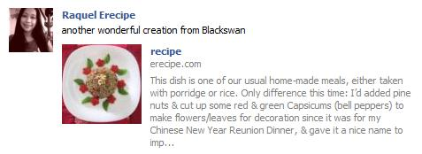pretty cny prosperity pork recipe featured at erecipe