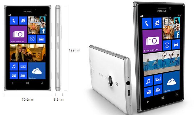 Nokia Lumia 925 Landed in PH @P23,500
