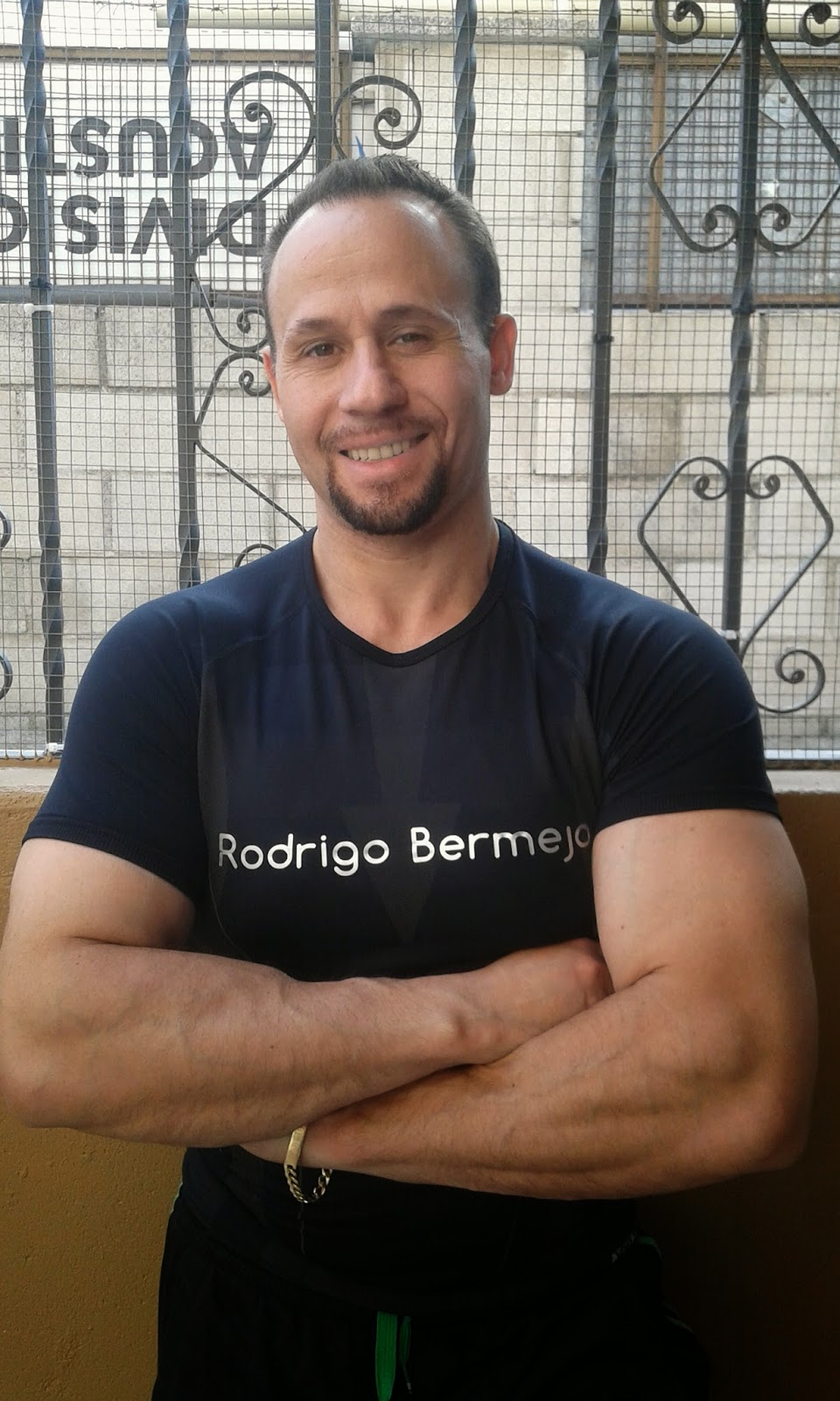 Entrenador personal en madrid y online rodrigo bermejo for Gimnasio hortaleza fitness
