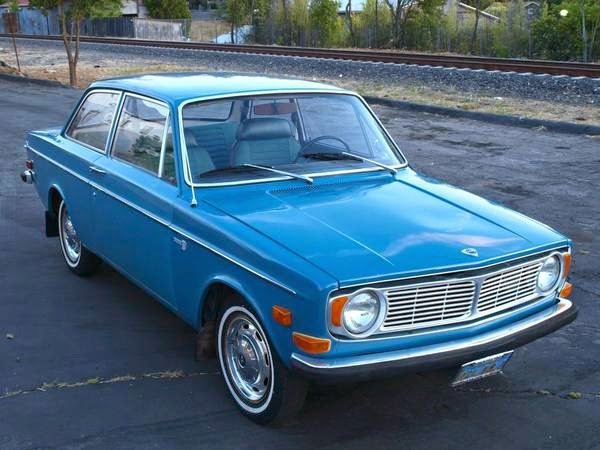 1969 Volvo 142s 2 Door Sedan Auto Restorationice