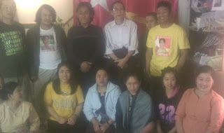 Overseas Burmese – အေ၀းေရာက္ျမန္မာမ်ား NLD ပါတီ ေရြးေကာက္ပြဲေအာင္ပြဲအတြက္ အထူး ဂုုဏ္ယူ၀မ္းေျမာက္ၾက