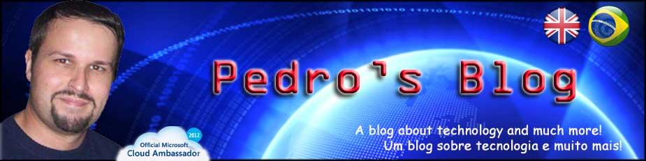 Pedro's Blog