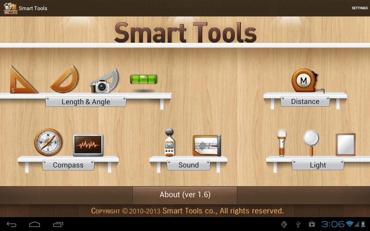 Smart Tools v1.6.4a