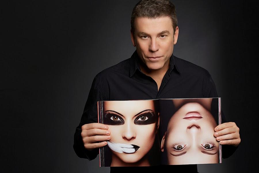 2b: Maquiagem por Marcos Costa