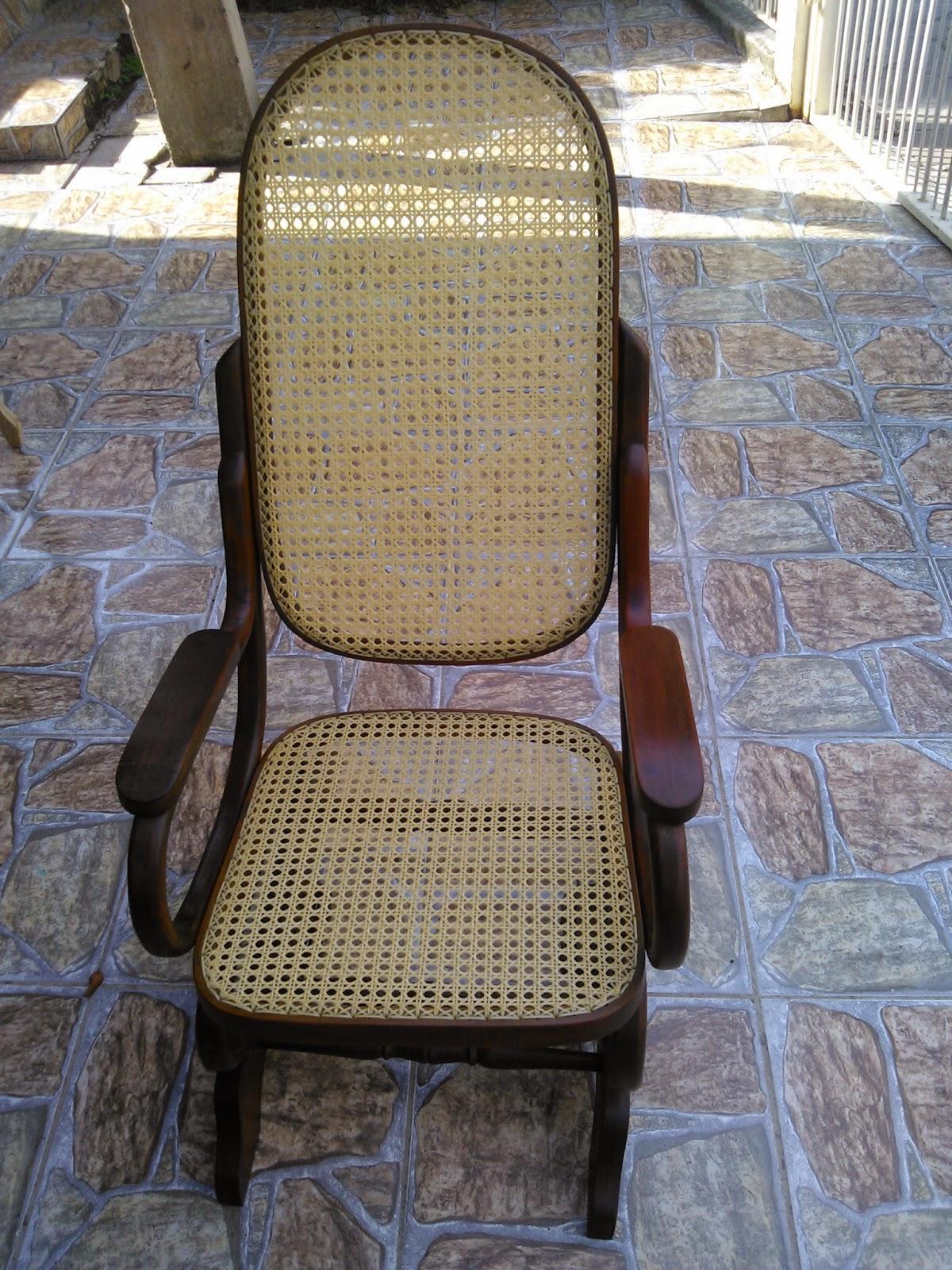 Cadeira de Balanço GERDAU estado de nova totalmente restaurada R$  #81734A 1200x1600