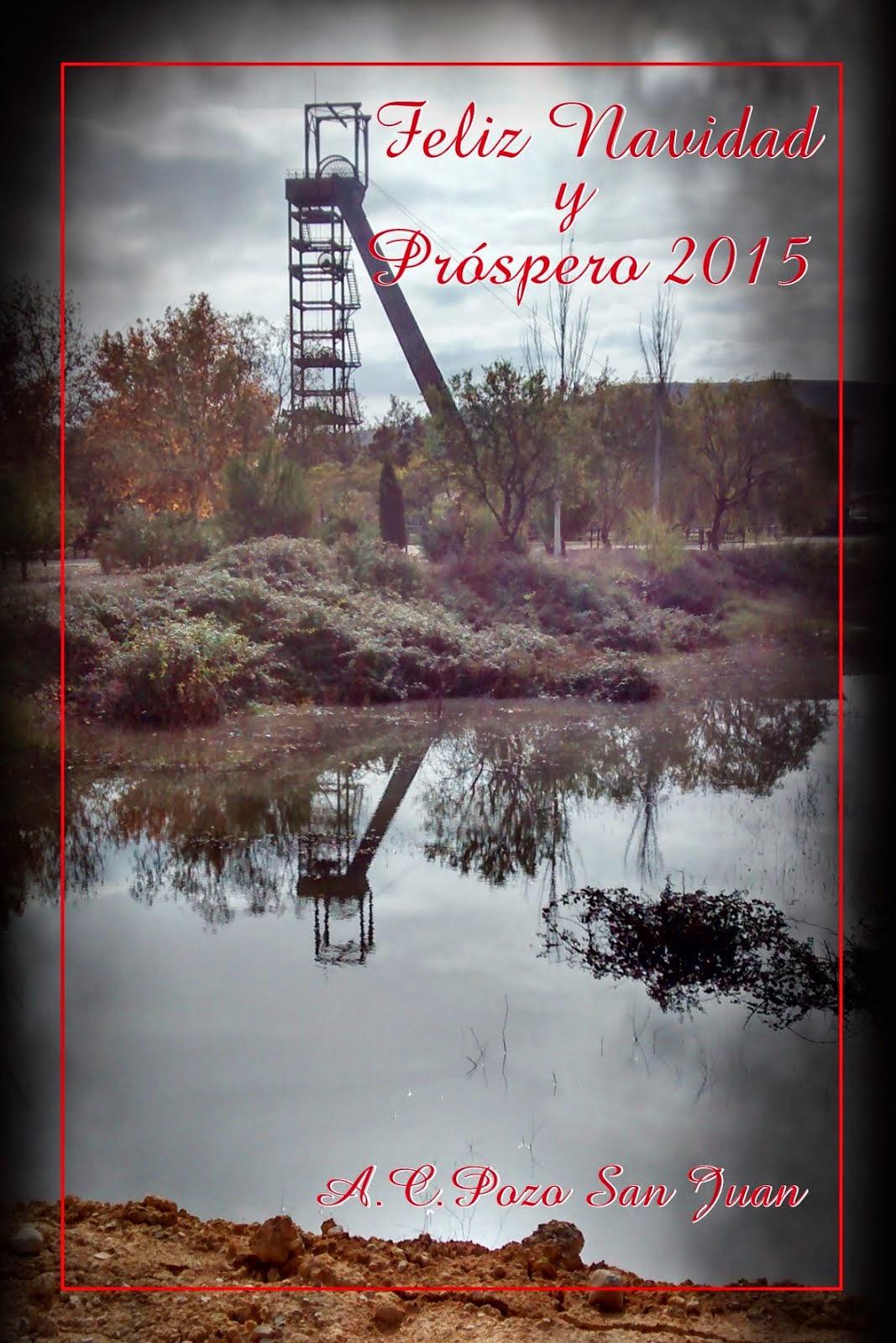 FELIZ AÑO NUEVO. 2015