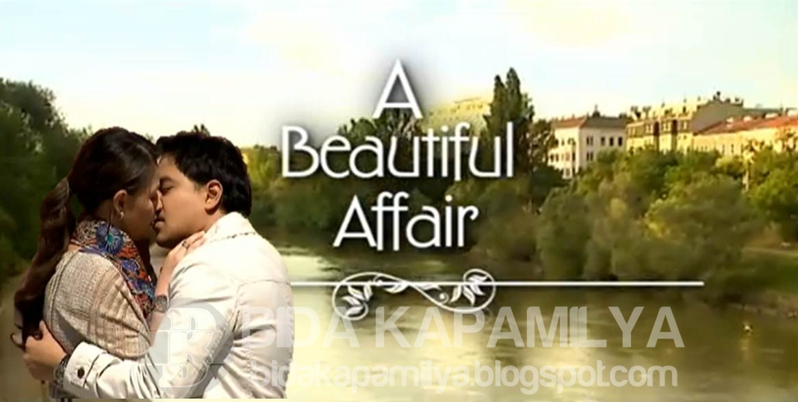 A Beautiful Affair Pilot Episode October 29, 2012
