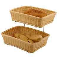 COS PAINE- cosuri paine- dreptunghiular, set doua bucati produse profesionale horeca- PRET