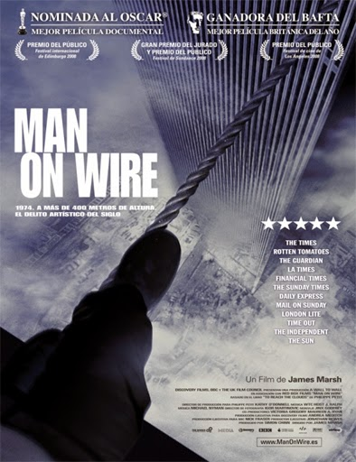 Ver Man on Wire (2008) Online