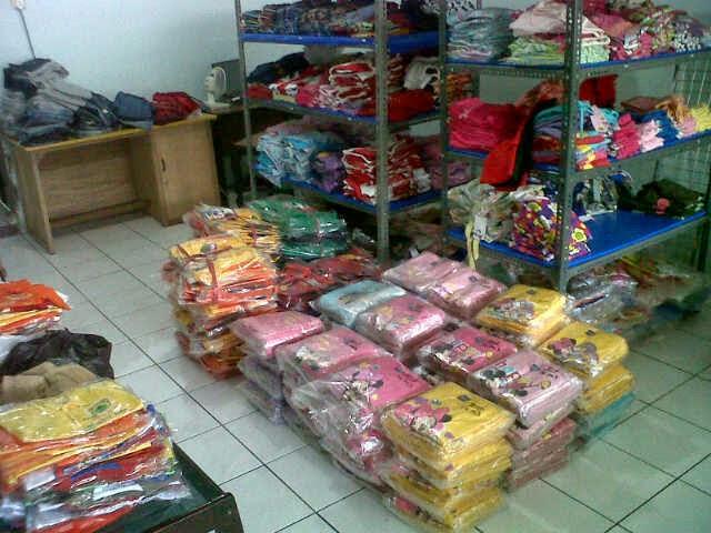 Pusat Grosir Distributor Baju