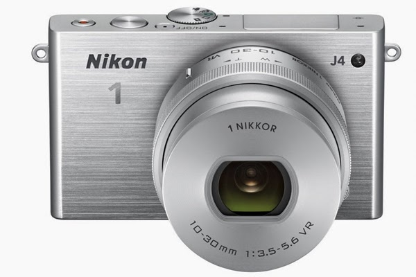 Nikon Outs Another Mirrorless Camera – the 1 J4