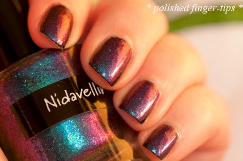 Nidavellir by Crowstoes - natural light (shade)