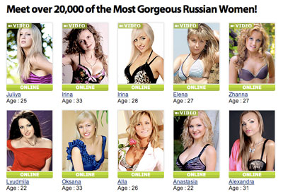 courtesy of www.russianbrides.com