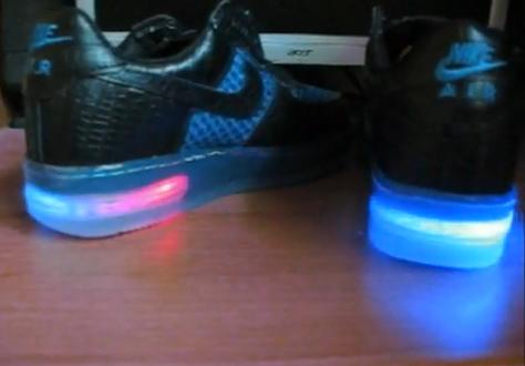 Işıklı Spor Ayakkabılar