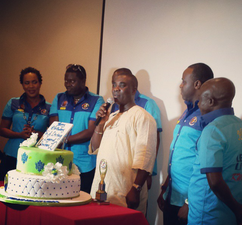wasiu ayinde 58th birthday