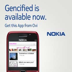 Gencified directly to your mobile