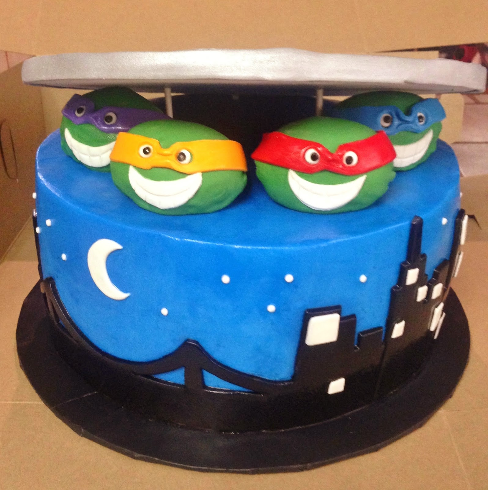 cakes by mindy teenage mutant ninja turtle cake 10