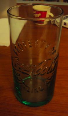 bicchiere coca cola collezione