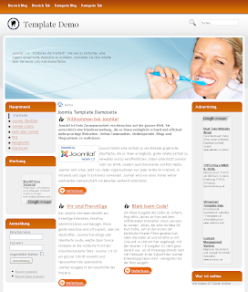 Dental Care Template