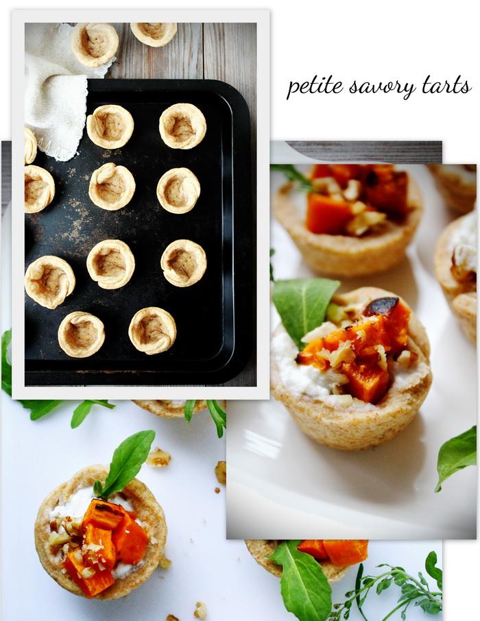 Tarteletas Saladas Argentina Savory Tarts Holiday Food Entree Appetizer