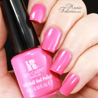 Red Carpet Manicure Gel Polish  Socialite Status Swatch