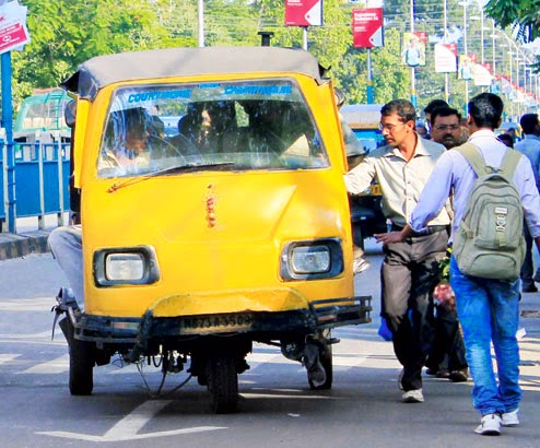 State transport department decides to replace autorickshaws in Siliguri with Tata Magic cars