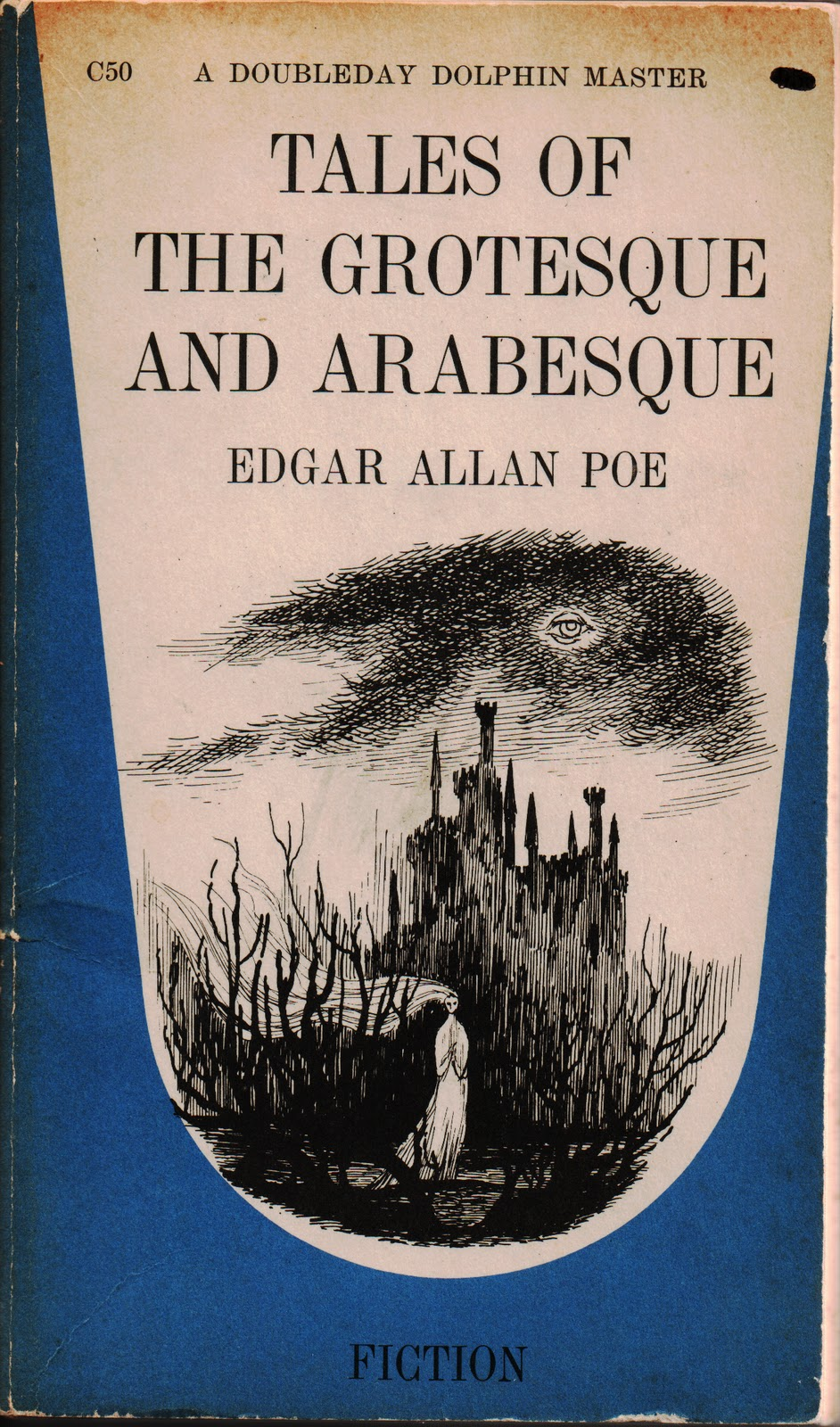 detachment from the external world in the fall of the house of usher by edgar allan poe Poe's the assignation:  cannot see what passions and thoughts lie beneath external  poe's narrators,'' in the recognition of edgar allan poe.