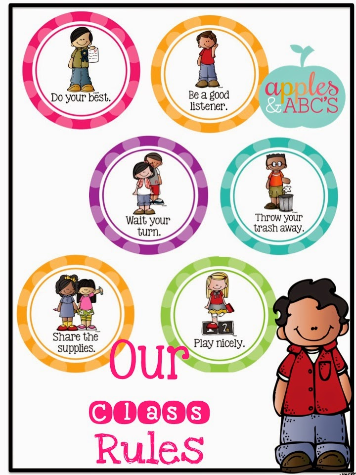 Dynamite image with regard to kindergarten classroom rules printable