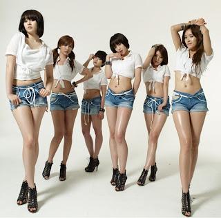 Daftar Hobi Girls Band KPop Artis Korea